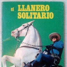 Tebeos: COLECCION MICO Nº 7. EL LLANERO SOLITARIO. EDITORIAL FHER 1971. Lote 98874615