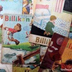 Tebeos: BILLIKEN BUENOS AIRES 1948 LOTE DE 10 NÚMEROS VER FOTOGRAFÍAS Y DESCRIPCIÓN.. Lote 99085379