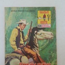 Tebeos: SALVAJE OESTE.Nº 7. PRODUCCIONES EDITORIALES.. Lote 99229819