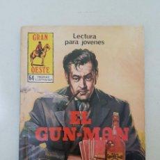 Tebeos: GRAN OESTE. Nº.470. PRODUCCIONES EDITORIALES.. Lote 99230415