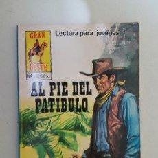 Tebeos: GRAN OESTE. Nº.419. PRODUCCIONES EDITORIALES.. Lote 99268903