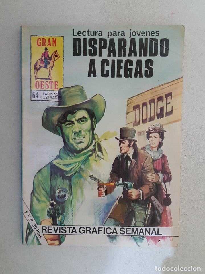 GRAN OESTE. Nº.458. PRODUCCIONES EDITORIALES. (Tebeos y Comics - Tebeos Otras Editoriales Clásicas)