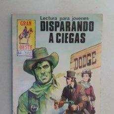 Tebeos: GRAN OESTE. Nº.458. PRODUCCIONES EDITORIALES.. Lote 99271219