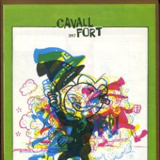 Tebeos: CAVALL FORT - Nº 397. Lote 293953798
