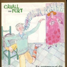 Tebeos: CAVALL FORT - Nº 398. Lote 293953758