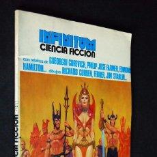 Tebeos: INFINITUM. CIENCIA FICCIÓN Nº 1. RICHARD CORBEN Y MÁS. PRODUCCIONES EDITORIALES 1976. Lote 99355595