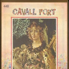 Tebeos: CAVALL FORT - Nº 448. Lote 293954778