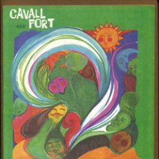 Tebeos: CAVALL FORT - Nº 459. Lote 293954858