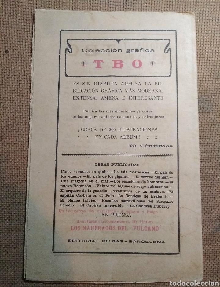 Tebeos: Historias y Cuentos de TBO, 1919. Número 53 - Foto 2 - 99398086