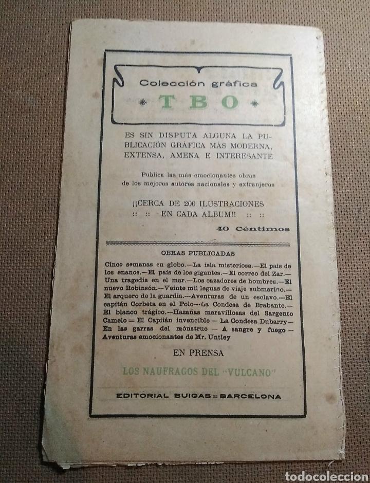 Tebeos: Historias y Cuentos de TBO, 1919. Número 55 - Foto 4 - 99398627
