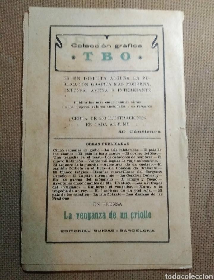 Tebeos: Historias y Cuentos de TBO, 1919. Número 73 - Foto 3 - 99398858
