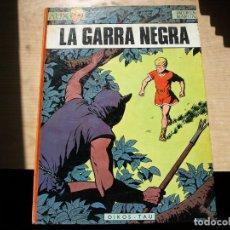 Tebeos: ALIX - LA GARRA NEGRA - TAPA DURA - AÑO 1969 - OIKOS - TAU . Lote 99976703