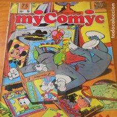 Tebeos: MY COMYC Nº 9 - CON: INSPECTOR GADGET, RATONCITO PEREZ Y + - GRUPO IFA - . Lote 101391535