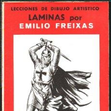 Tebeos: TEBEOS-COMICS GOYO - EMILIO FREIXAS - 6 SERIES 68 LAMINAS DIBUJO - LEER DESCRIPCION - - **AA99. Lote 101461159