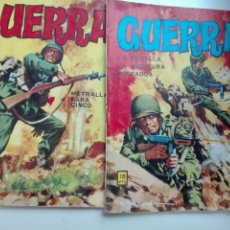 Tebeos: LOTES GUERRA EDITORIAL VILMAR. Lote 102078635