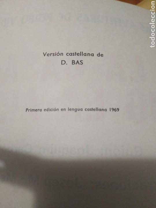 Tebeos: LA CASA BAJO LA ARENA AVENTURAS PEDRO VIDAL OIKOS TAU 1a EDICION 1969 - Foto 2 - 103310055
