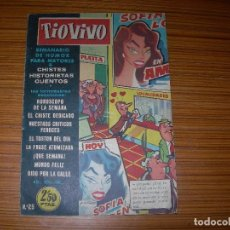 Tebeos: TIO VIVO Nº 25 EDITA CRISOL . Lote 103484859