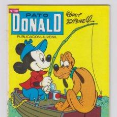 Livros de Banda Desenhada: PATO DONALD LOTE DE 6 EJEMPLARES: 201,202,203,204,205,206.. Lote 104394099