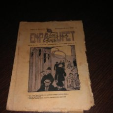 Tebeos: EL PATUFET- 30 JUNIO 1906. Lote 104420399