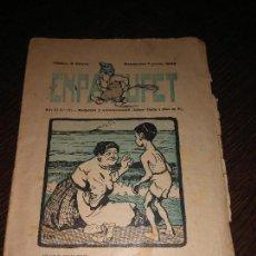 Tebeos: EL PATUFET- 7 JULIO 1906. Lote 104420411