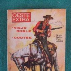 Tebeos: OESTE EXTRA Nº 5 TACO EDITORIAL PRESIDENTE 1969. Lote 104633259