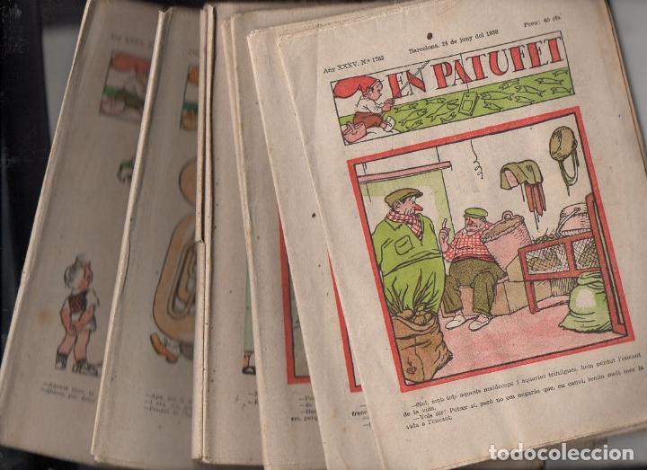 14 EN PATUFET AÑO 1938 (GUERRA CIVIL) (Tebeos y Comics - Tebeos Clásicos (Hasta 1.939))