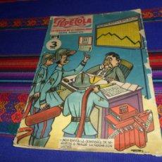 Tebeos: PEPECOLA NºS 1 AZUL 4 6 9 10 11. ED. MATEU 1959. 3 PTS. LA REVISTA DE LA CORDIALIDAD PARA ADULTOS.. Lote 60342283