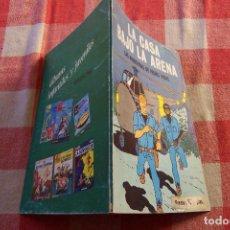 Tebeos: COMICS DE AUTOR. JOSEP Mª MADORELL, LA CASA BAJO LA ARENA-PEDRO VIDAL DE OIKOS-TAU. Lote 107189727