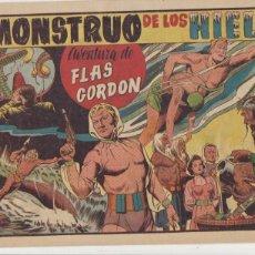 Tebeos: FLAS GORDON Nº 1. EL MONSTRUO DE LOS HIELOS. HISPANO AMERICANA 1942.. Lote 107315087