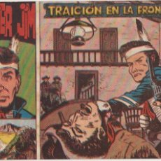 Tebeos: FRONTIER Nº 2. MATEU 1959.. Lote 107420531