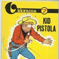 Tebeos: VIDORAMA 7, CHICK BILL: KID PISTOLA, 1968, JAIMES LIBROS, MUY BUEN ESTADO. Lote 107553735