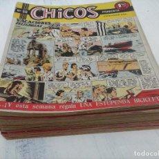 Tebeos: CHICOS ORIGINAL EDI. CID 59 NºS EN MUY BUEN ESTADO, VER PORTADAS. Lote 108754543