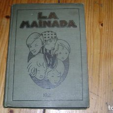 BDs: REVISTA INFANTIL LA MAINADA TOMO EDITORIAL 1921 VER DESCRIPCION ESTINTIN. Lote 109479071