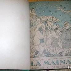 Tebeos: REVISTA INFANTIL LA MAINADA TOMO EDITORIAL 1923 VER DESCRIPCION ESTINTIN. Lote 109479387
