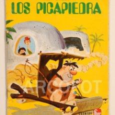 Tebeos: LOS PICAPIEDRA - EDITORIAL FHER - 1970 - COLECCIÓN FERIA INFANTIL. Lote 110449703