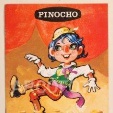Tebeos: PINOCHO - COLECCIÖN AMANECER Nº 16 - EDICIONES BOGA - BILBAO 1975. Lote 110450587