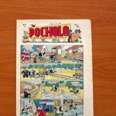Tebeos: POCHOLO Nº 167 - EDITORIAL S. VIVES 1930 - TAMAÑO 30X20. Lote 110466227