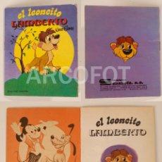 Tebeos: EL LEONCITO LAMBERTO - SUSAETA 1973 - WALT DISNEY. Lote 111268635