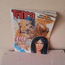 Tebeos: REVISTA JUVENIL TRINCA EXTRA DE VERANO - EDITORIAL DONCEL 1 DE JULIO 1972. Lote 111581887