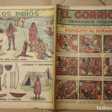 Tebeos: EL GORRION SEMANARIO INFANTIL. Nº 201. 7 DE OCTUBRE DE 1936. BUENOS AIRES, ARGENTINA. Lote 111590322