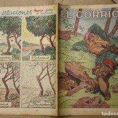 Tebeos: EL GORRION SEMANARIO INFANTIL. Nº 204. 28 DE OCTUBRE DE 1936. PULGARCITO. Lote 111590566