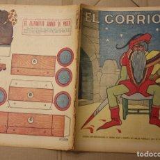 Tebeos: EL GORRION SEMANARIO INFANTIL. Nº 209. 2 DE DICIEMBRE DE 1936. BARBA AZUL. CON RECORTABLE EN TRASERA. Lote 111590671