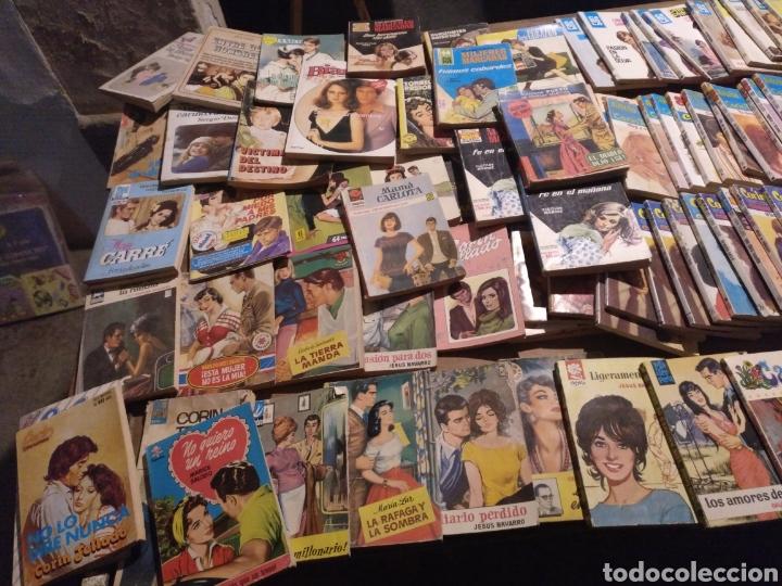 Tebeos: Gran lote de novelas. 170 más o menos Corin Tellado, Pueyo, Coral, Corinto etc.. Barato - Foto 2 - 112058182