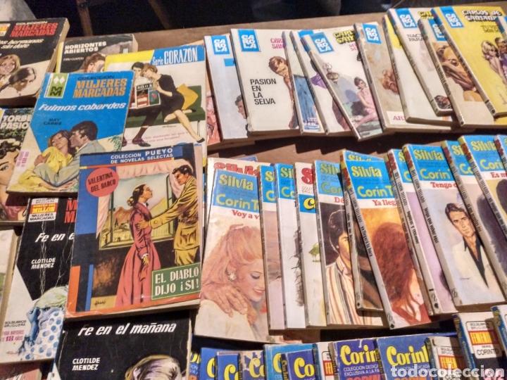 Tebeos: Gran lote de novelas. 170 más o menos Corin Tellado, Pueyo, Coral, Corinto etc.. Barato - Foto 4 - 112058182