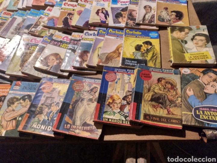 Tebeos: Gran lote de novelas. 170 más o menos Corin Tellado, Pueyo, Coral, Corinto etc.. Barato - Foto 6 - 112058182