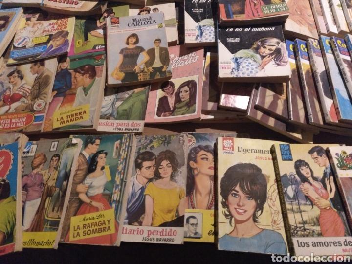 Tebeos: Gran lote de novelas. 170 más o menos Corin Tellado, Pueyo, Coral, Corinto etc.. Barato - Foto 7 - 112058182