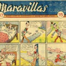 Tebeos: MARAVILLAS. BIBLIOTECA DE FLECHAS Y PELAYOS. Nº 67. AÑO 1940.. Lote 112270719