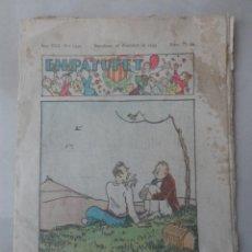 Tebeos: PATUFET 1542 - POSIBLE ENVÍO GRATIS - BAGUÑA - OCTUBRE 1933 - EN CATALA. Lote 113071551