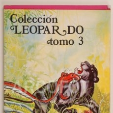 Tebeos: COLECCIÓN LEOPARDO TOMO 3 - EDICIONES TORAY 1975. Lote 113158231