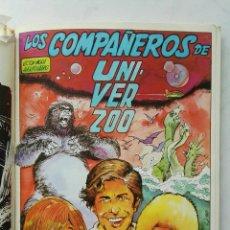 Tebeos: CLUB DE AVENTUREROS TRES FABULOSAS HISTORIAS EDICIONES AMAIKA LOS COMPAÑEROS DE UNIVERZOO ROBIN HOOD. Lote 113200743